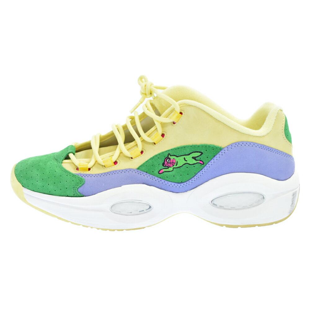 メンズ靴, スニーカー ICE CREAM()x BILLIONAIRE BOYS CLUB REEBOK QUESTION LOW Running Dog BBC Question Low Shoes FZ4345AB
