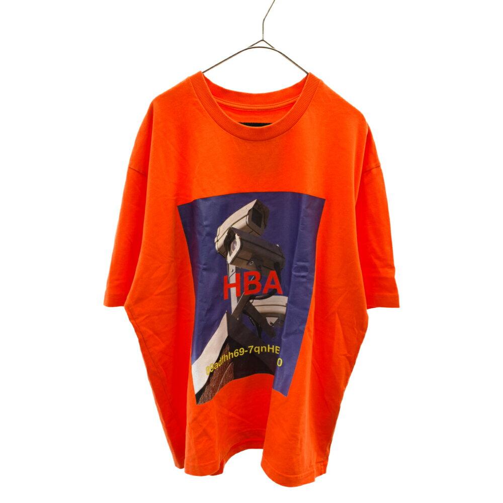 トップス, Tシャツ・カットソー HOOD BY AIRHBA()T AB