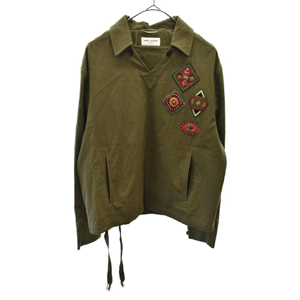 トップス, Tシャツ・カットソー SAINT LAURENT PARIS()18SS 506537 Y016SA