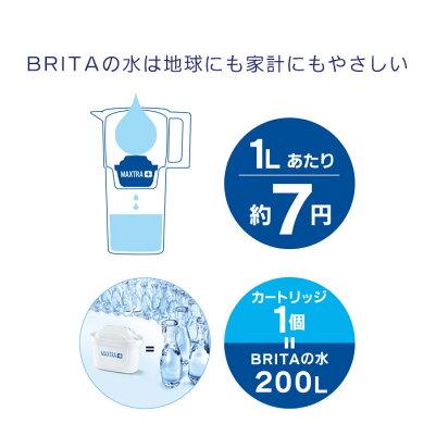 【ポイント10倍】【公式正規品】浄水器のブリタ公式ファンマクストラプラスカートリッジ1個付き浄水部容量1.0L(全容量1.5L)|浄水ポット浄水器ブリタマクストラプラスマクストラプラスカートリッジ浄水器カートリッジ浄水日本仕様brita浄水機整水器