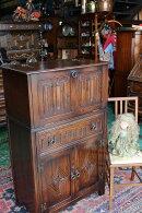 イギリスアンティーク家具カクテルキャビネットホームバー英国家具キャビネット1960年代英国製h197a