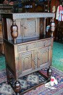 イギリスアンティーク家具ビクトリアン/サイドボードカップボードコート/サイドボード1850年代英国製c233
