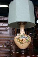 イギリスアンティーク照明テーブルランプデスクランプ電気スタンド1960年頃英国製s260