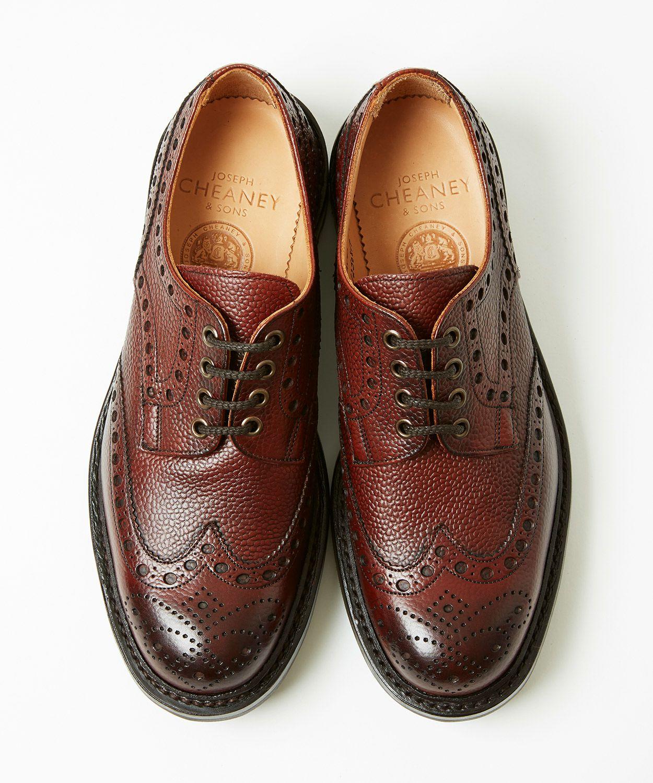 【送料無料】JOSEPHCHEANEYジョセフチーニーAVONCエイボンCLAST12508/FBURGUNDY/ALMOND/BLACKレザーシューズ英国靴BRITSHMADEブリティッシュメイド