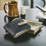 【GLENROYAL/グレンロイヤル】HIPWALLETWITHTAB/二つ折り財布(グレイスコレクション)(財布レディースメンズ二つ折りレザー本革小銭入れコンパクト誕生日ギフト)