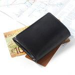 【GLENROYAL/グレンロイヤル】TRIFOLDSMALLWALLET/三つ折り財布(財布メンズレディースレザー本革コンパクト三つ折りギフト)