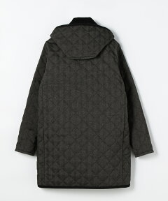 Mid Length DH Jacket BM LVH101881802B0: Black Herringbone