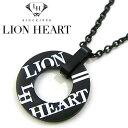 ライオンハート ネックレス メンズ LION HEART リ...