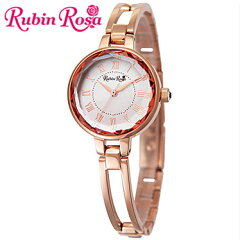 ルビンローザ 腕時計 RubinRosa レディース R015コレクション【送料無料】ルビンローザ 腕時計 ...