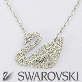 SWAROVSKIスワロフスキーネックレスレディースSwanペンダント5007735