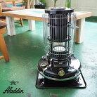 AladdinアラジンブルーフレームヒーターBF-3912ストーブ石油ストーブヒーターおしゃれレトロ暖房人気キャンプブラック黒家電日本製