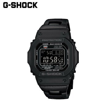 CASIO カシオ G-SHOCK ジーショック 腕時計 GW-M5610BC-1JF 時計 ウォッチ メンズ レディース Gショック 電波 ソーラー デジタル ブラック 黒 ストップ 防水 ストップウォッチ タイマー シンプル ビジネス カジュアル ギフト プレゼント 贈り物 父の日