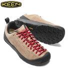 KEENキーンスニーカーレディースJASPER1004347靴シューズクライミングシューズコンフォートシューズクライミングカジュアルおしゃれ秋冬アウトドアレジャーウォーキング歩きやすい大人ベーシック正規品