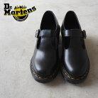 Dr.MartensドクターマーチンシューズレディースSOPHIA25657001靴ヒール春シンプルガーリーおしゃれモードマーチンブランド革レザー黒ブラック