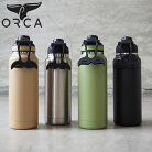 ORCAオルカhydraボトル水筒正規品Hydra34oz1,000mlORCHYD34オルカボトル34オンスステンレススチール2重構造シームレス構造メンズレディースアウトドアキャンプキャンパーおしゃれ保温保冷