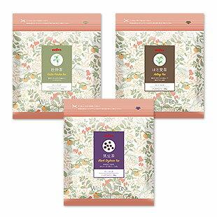 杜仲茶 はと麦茶 黒豆茶 秋におすすめの 健康茶 セット ノンカフェイン ノンカロリー ブルックス BROOK'S BROOKS