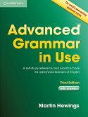 AdvancedGrammarinUsewithAnswers3版(英語)