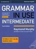 GrammarinUseIntermediateStudent'sBookwithAnswers4版(英語)