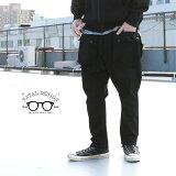 ネイタルデザイン NATAL DESIGN デニム ボトムス パンツ サルエル G55 Sarouel Flap Denim Pants -ALL BLACK-