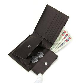 ダンヒル2つ折り財布dunhillFP3070E財布SIDECAR/サイドカーメンズダークブラウン【送料無料】