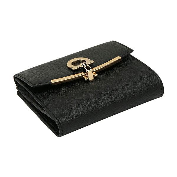 SalvatoreFerragamo(サルヴァトーレフェラガモ)『二つ折り財布(22C8770673998)』