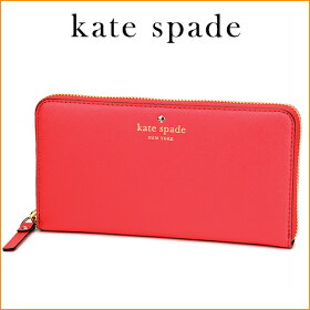 ケイトスペード(katespade)シダーストリートCEDARSTREETPWRU3898615財布長財布(ラウンドファスナー)シンプル人気モデルレディース
