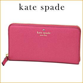 ケイト・スペード(katespade)シダーストリートCEDARSTREETPWRU3898698財布長財布(ラウンドファスナー)シンプルレディース