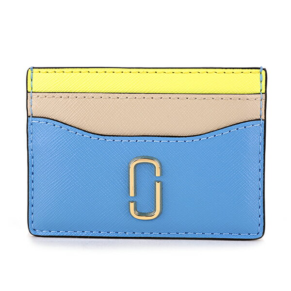 財布・ケース, クレジットカードケース 5000OFF714()1400 MARC JACOBS M0013355 985 SNAPSHOT CARD CASE AQUARIA MULTI()