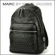 マークバイ マークジェイコブス リュックサック MARC BY MARC JACOBS M0007712 001 バッグ レディース BLACK(ブラック) ブラック 黒 鋲 スタッズ バックパック モード カジュアル【 送料無料】