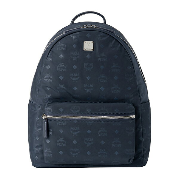 レディースバッグ, バックパック・リュック 10OFFSALE MCM MUK 7ADT10 VA001 MONOGRAM NYLON DIETER TEARDROP BACKPACK SMALL NAVY BLUE() 59900