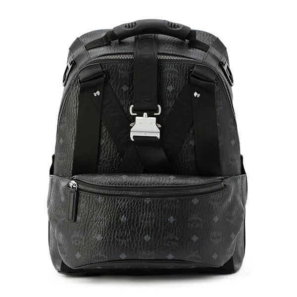 男女兼用バッグ, バックパック・リュック 3000OFF221()1400 MCM MUK 9SJV20 BK001 VISETOS BLACK()