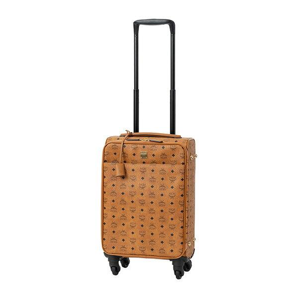 バッグ, スーツケース・キャリーバッグ 3000OFF221()1400 MCM MUV 8SVY04 CO001 VISETOS COGNAC