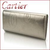 カルティエ 長財布 CARTIER L3001222 財布 ハッピーバースデー レディース ブロンズ【 カルチェ 送料無料 楽天】