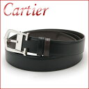 カルティエ ベルト CARTIER L5000152 ブランド小物 デコール メンズ ブラ...