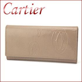 カルティエ(CARTIER)ハッピーバースデーL3001347財布・小物長財布レディース