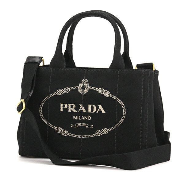 プラダ ハンドバッグ PRADA 1BG439 ZKI F0002 B2439G バッグ カナパ CANAPA レディース NERO(ネロ) ブラック 黒 B4サイズ収納可能 レリック加工 プリント 三角ロゴ 2WAY 上品 カジュアル:ブランドストリートリング