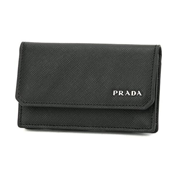 PRADA(プラダ)『サフィアーノレザーカードケース(2MC122_QTD)』