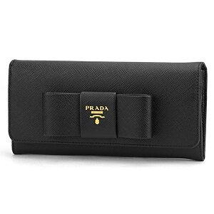 プラダ 長財布 PRADA 1M1132 F0002 1MH132 財布 サフィアーノ フィオ…