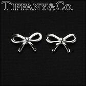 ティファニー ピアス TIFFANY 25142896 アクセサリー リボンピアスミニ レディース スターリングシルバー シルバー リボンモチーフ【 Tiffany&Co 送料無料】