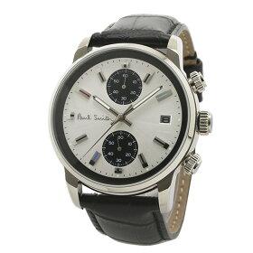 ポールスミス(PAULSMITH)ブロックBLOCKP10032時計腕時計バーインデックスクォーツ日付表示クロノグラフ機能リューズメンズ