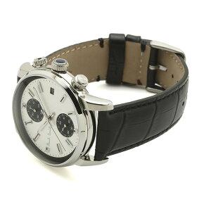 ポールスミス腕時計PAULSMITHP10032時計ブロックBLOCKメンズSILVERシルバー銀バーインデックスクォーツ日付表示クロノグラフ機能リューズ【送料無料】