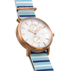 公式ノーティカNAUTICACORALGABLESMULTINAPCMS902レディースクォーツ正規販売代理店ブランド時計