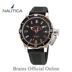 【公式】ノーティカNAUTICAGLENROCKLAGOONNAPGLF003メンズクォーツ正規販売代理店ブランド時計