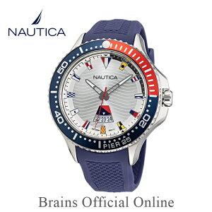 【公式】ノーティカNAUTICAPIER25NAPP25F16メンズクォーツ正規販売代理店ブランド時計