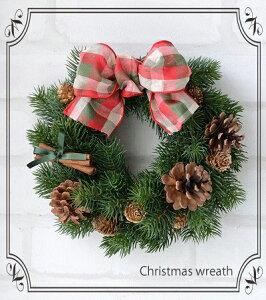 ※※手作りキット※※光触媒加工で空気をきれいに。造花もみの木のクリスマスリースレビューを...