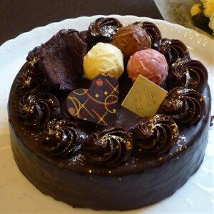 お取り寄せ伝説。がおすすめの「[お取り寄せ(楽天)]ザッハトルテ チョコレートケーキ5号 ブランブリュン 価格4,980円 (税込)」をご賞味ください。