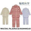 ワコール(WACOAL) 睡眠科学 パジャマ ナイティ レディース(M・L)YDW408