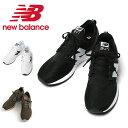 new balance (ニューバランス) ロゴ ローカット スニーカ...