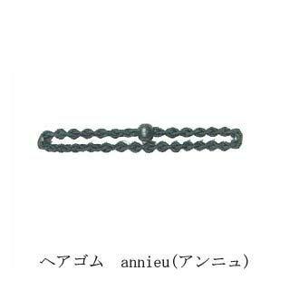 ヘアゴム / ブラック / 1個直径:55mm
