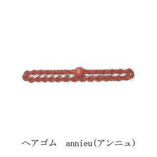 ヘアゴム / レッド / 1個直径:55mm